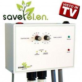 Save El.En. Plus dispositivo per ridurre i consumi della lavatrice