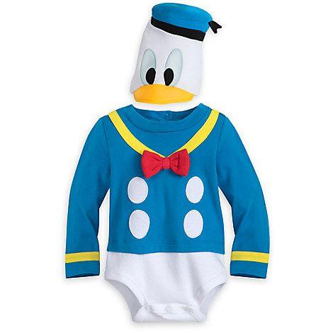 Donald Duck Costume Bodysuit Set for Baby