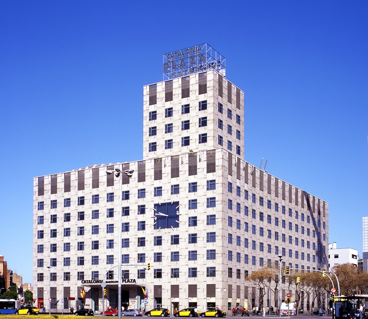 10 best hotel catalonia barcelona plaza images on for Hotel catalonia barcelona