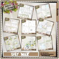 Spilt Milk Bundle