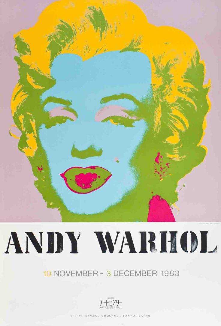 Andy Warhol - Marilyn Monroe - 1983   Auction.fr