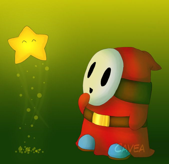 shy guys are cute