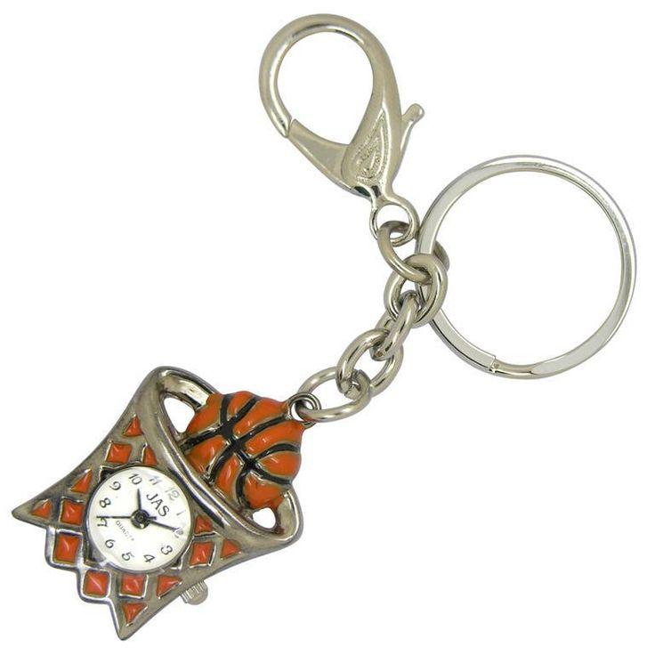 Novelty Fob Watch - Basketball