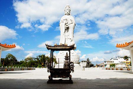 Patung Dewi Kwan Im, Pematang Siantar
