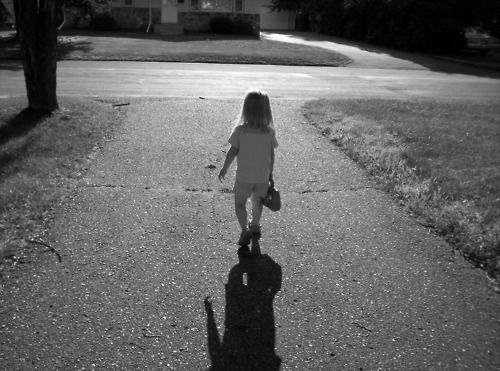 Coming to terms with your child gaining their independence...and losing their dependence on you...
