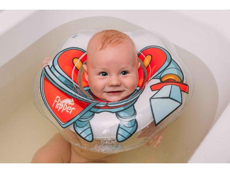 Круг для новорожденного Flipper Рыцарь от ROXY-KIDS Круг для купания младенцев Ballerina Flipper #круг #flipper #круг_для_купания #купание_малыша #купаниемалыша #малыш_в_ванне #детскийкруг #детский_круг