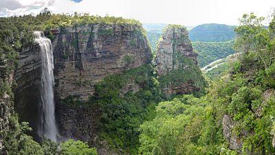 Lehr´s Falls, Oribi Gorge, KwaZulu-Natal.