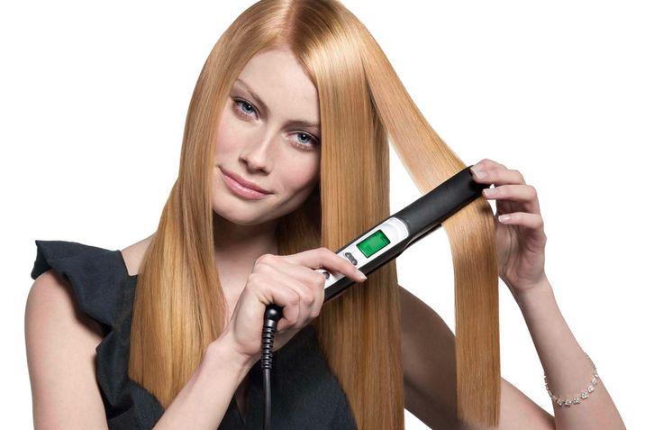 plancha de pelo braun satin hair