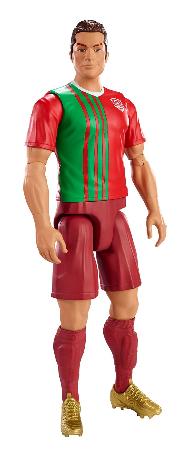 Keylor navas pays tribute to cristiano ronaldo sports mole - Fc Elite Cristiano Ronaldo Soccer Action Figure Deluxe 12 Fc Elite Figure Of Fan Favorite Soccer Player Cristiano Ronaldo Created In The Star Athlete S