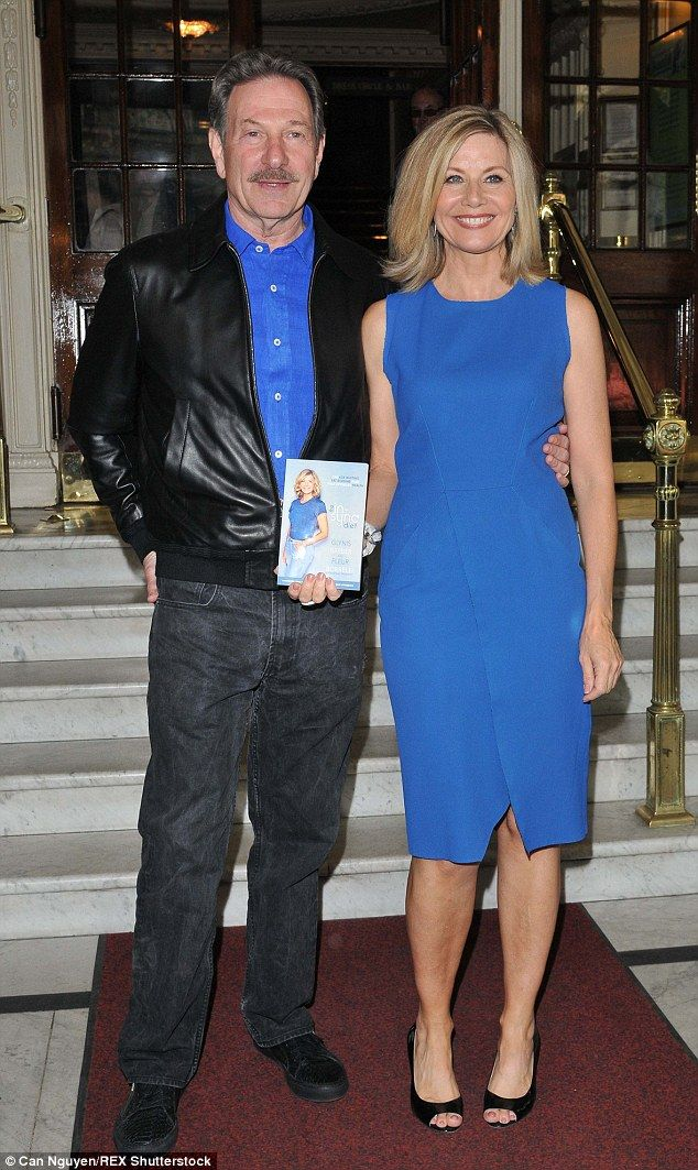 Glynis, who is pictured with her husband at the launch of her book last week, says she only drinks coffee with food as otherwise the body uses vital energy to break down the milk