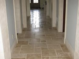 Kitchen And Hallway Tile Home Flooring Pinterest