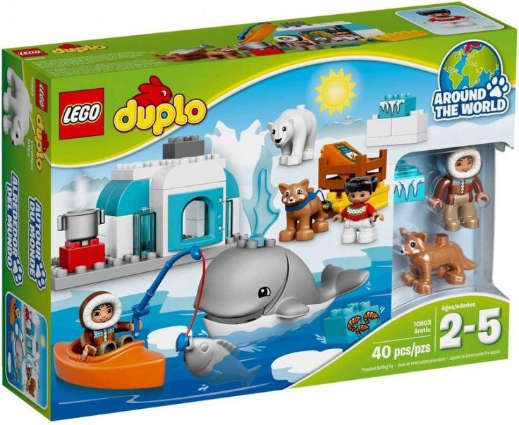 Lego Duplo 10803 Arktida - 0