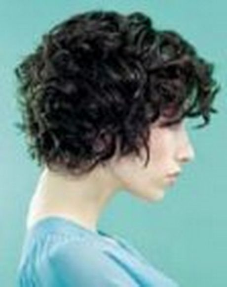 Frisuren kurz lockig