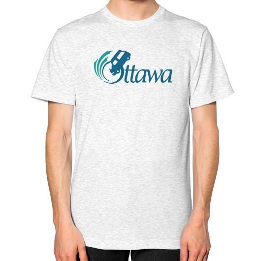 Ottawa Sinkhole Van Unisex T-Shirt