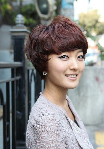 styled haircuts for hair 17 best ideas about asian hairstyles on 6169