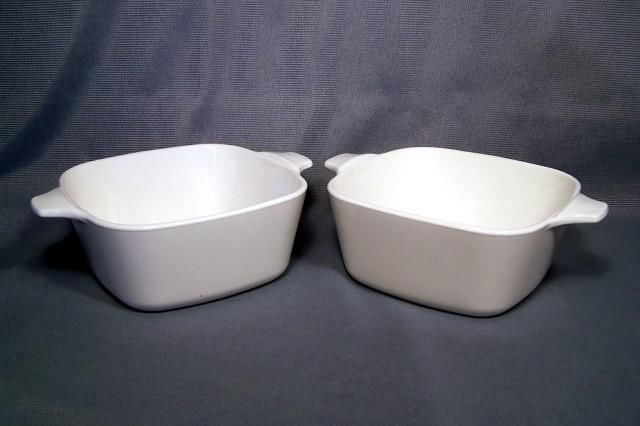 Cookmates By Corning K-PP-43-B All White Just White Saucepans #CookmatesbyCorning