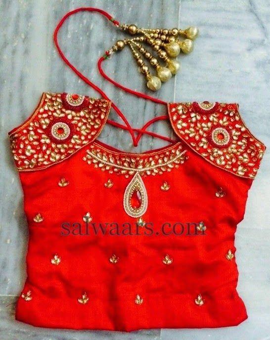 Mango Green Raw Silk Lehenga - Indian Dresses