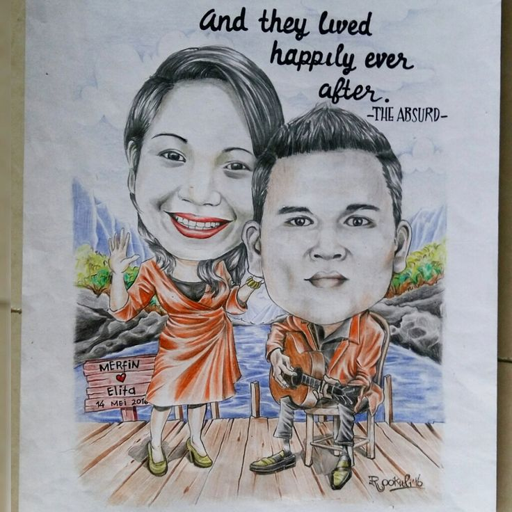 #Caricature #Karikatur #wedding #gift #anniversary #birthday #Jakarta #Medan #Batak #Culture #art #Drawing #Indonesia #Order Follow my Instagram : rookuli_art FB : Rokalih Inna Parrantangan