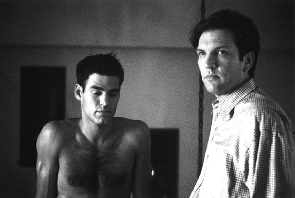 Martin Donovan as Bill and Ivan Sergei as Matt | Essential Gay Themed Films To Watch, The Opposite of Sex http://gay-themed-films.com/watch-the-opposite-of-sex/