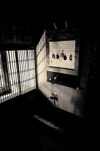 和室 床の間 掛け軸 # Japanese-style room # Tokonoma #Kakejiku