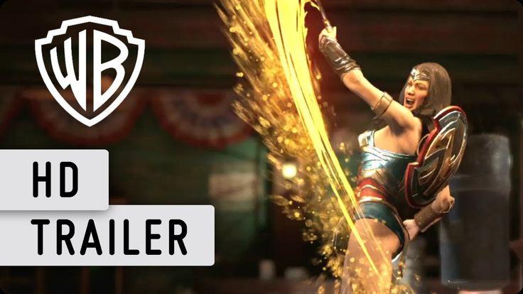 Injustice 2 Comic Con Trailer