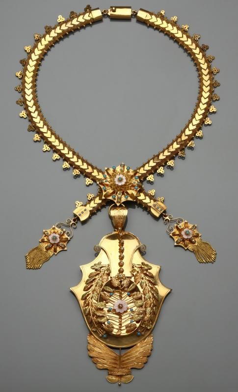 Portuguese Gold Necklace