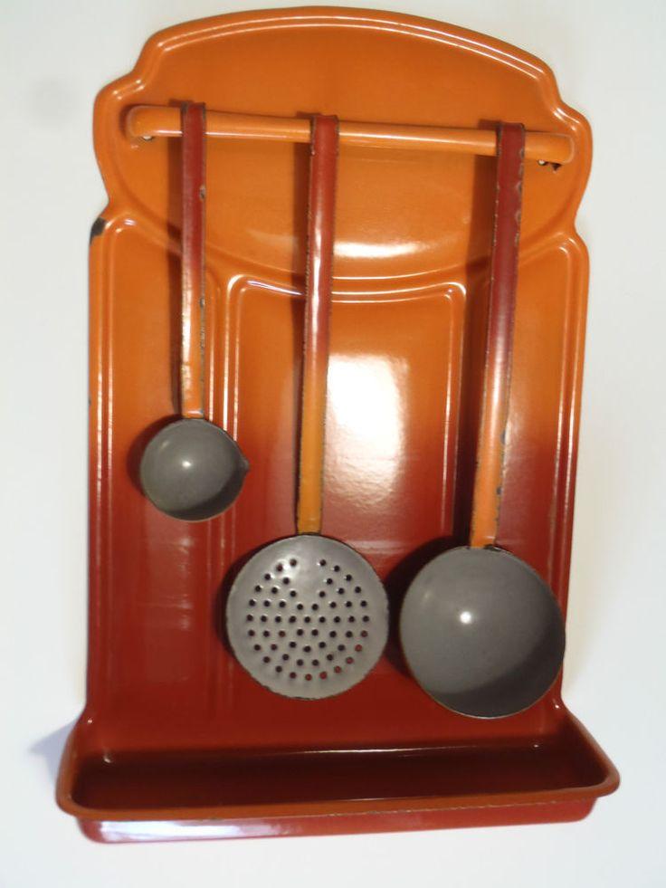 17 meilleures id es propos de porte ustensiles de cuisine sur pinterest stockage d - Porte cuillere de cuisine ...