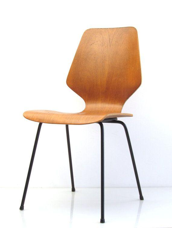 Sperrholz dänische Stuhl-fünfziger, retro, Eames, Arne Jacobsen, Grete Jalk, Hans Wegner, Finn Juhl Stil