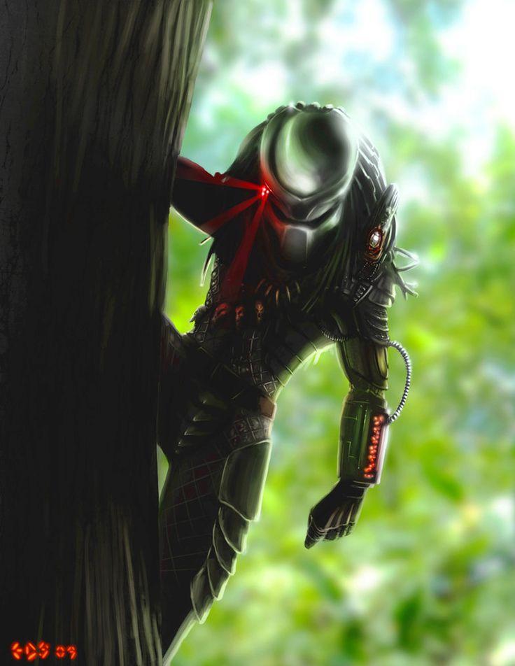 Predator by ~edsfox on deviantART