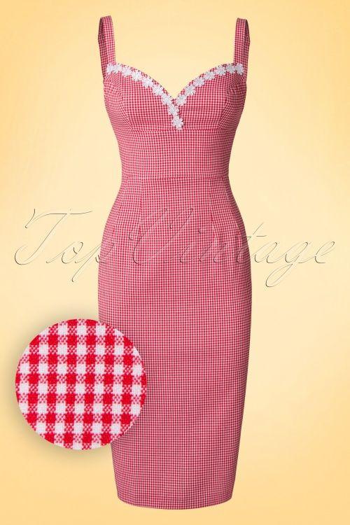 349 best Give me gingham images on Pinterest | Fashion vintage ...