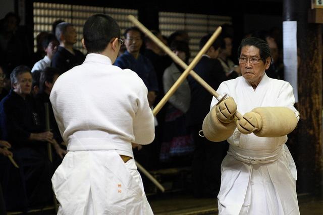 Onigote, Ono-ha Itto ryu.