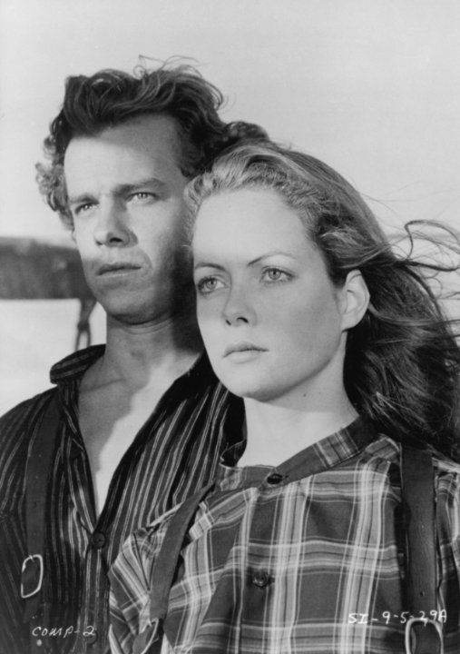 Still of Michael O'Keefe and Jenny Seagrove in Nate and Hayes (1983)