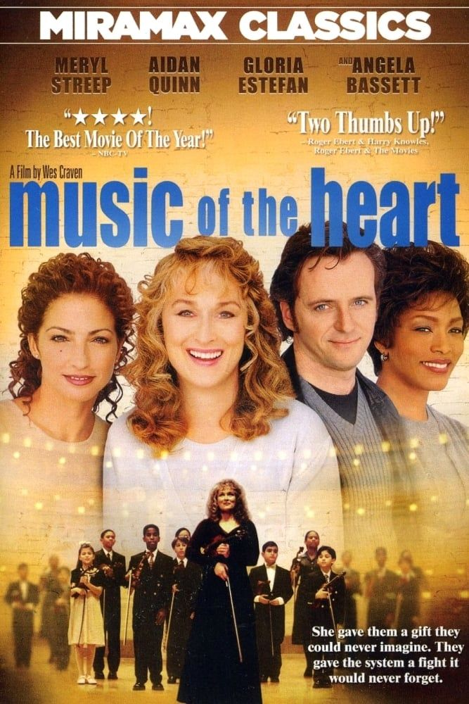 DOWNLOAD Music of the Heart FULL MOVIE HD1080p Sub English
