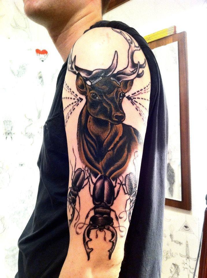 tattoo by sarah b bolen mark pinterest tattoo and