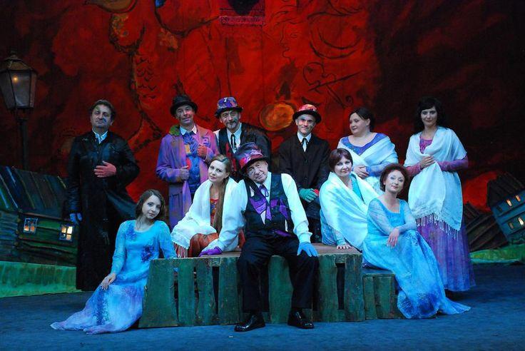 Bonjour Monsieur Chagall, fot. Marek Górecki - XI edycja Festiwalu Singera - wydarzenia: http://artimperium.pl/wiadomosci/pokaz/336,xi-edycja-festiwalu-singera#.U72ojPl_uSo (materiały prasowe, XI edycja Festiwalu Singera)