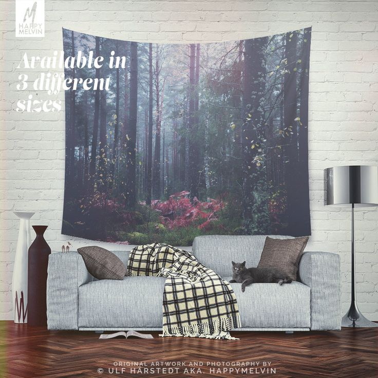 Where dreams are born Wall tapestry Tapestry by HappyMelvin