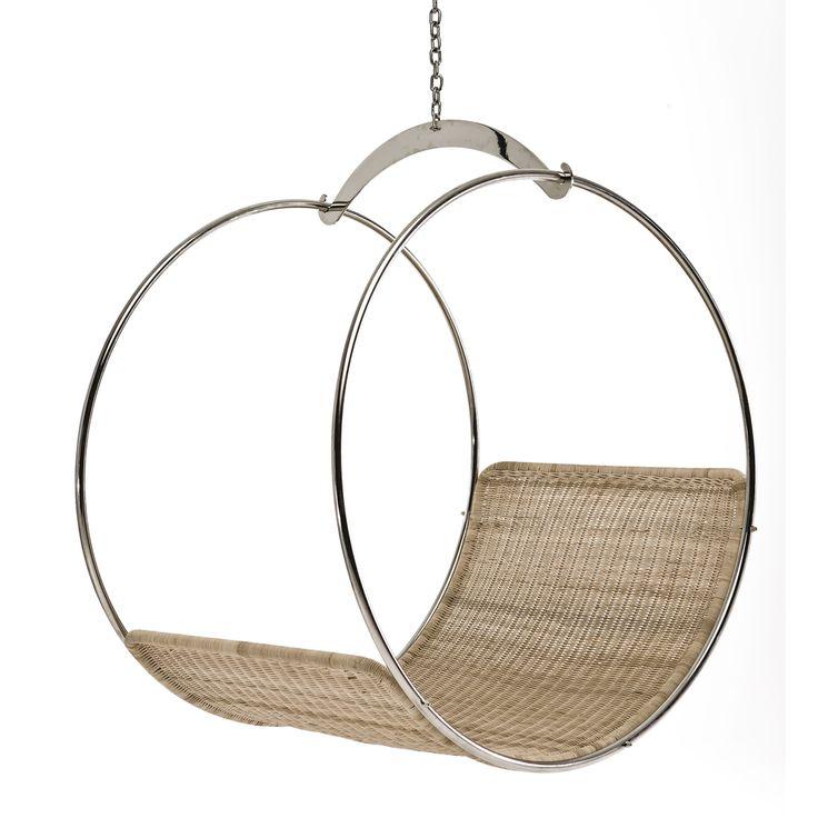 Wicker Swing. Egg Designs