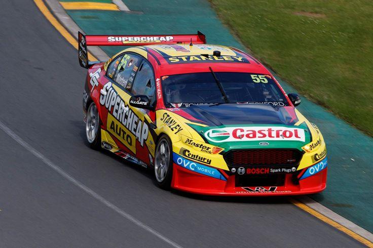 PRA - Chaz Mostert 2017 AGP Melbourne Race 4 Winner