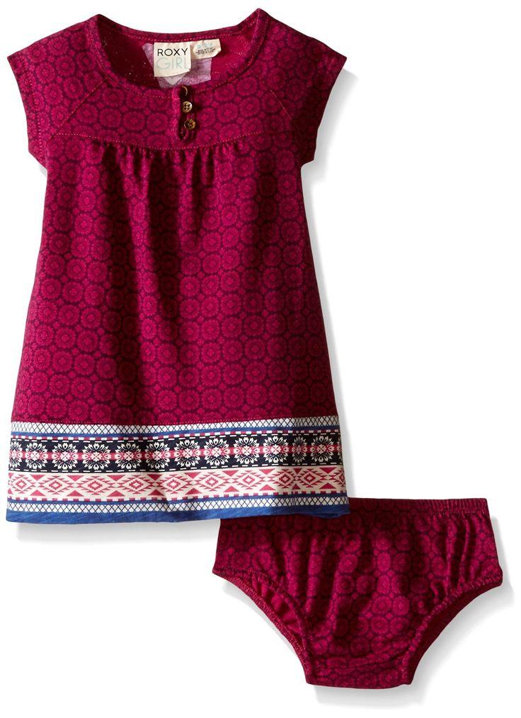 Amazon.com: Roxy Baby-Girls Girl Lodge Dress: Clothing