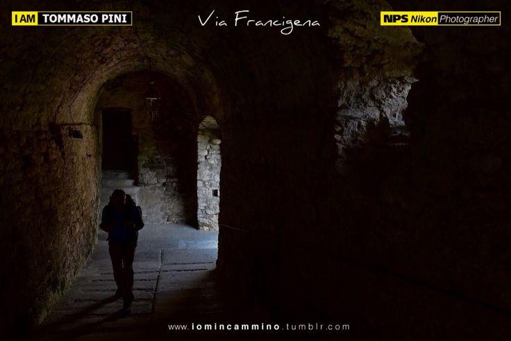magic moment on Via Francigena Toscana © blog #iomincammino - www.facebook.com/iomincammino / www.iomincammino.tumblr.com/tagged/foto