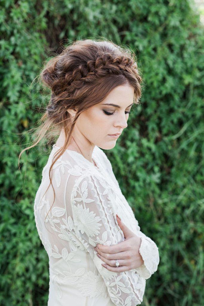 Boho-Wedding-Dress-Through-The-White-Door