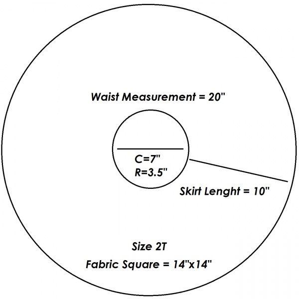 Free Circle Skirt Pattern 33