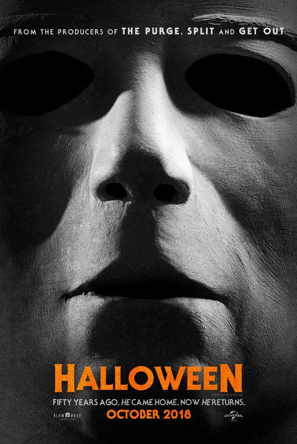 Halloween Movie Poster 2018.Halloween Movie Poster Movies Best Horror Movies Halloween
