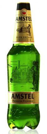 FoodBev.com | News | PET Engineering develops PET bottle for Amstel Premium Pilsener