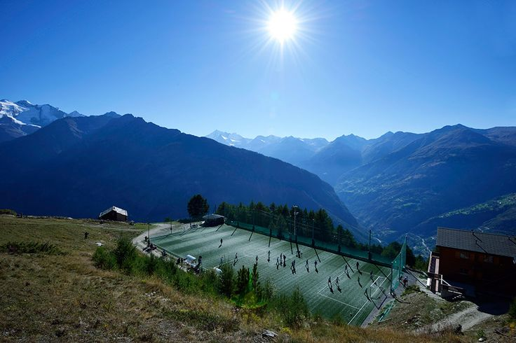 10 Football Pitches With Amazingly Beautiful Views | | When On Earth - For People Who Love Travel
