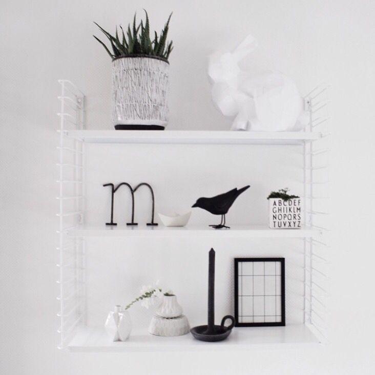 White Tomado shelf