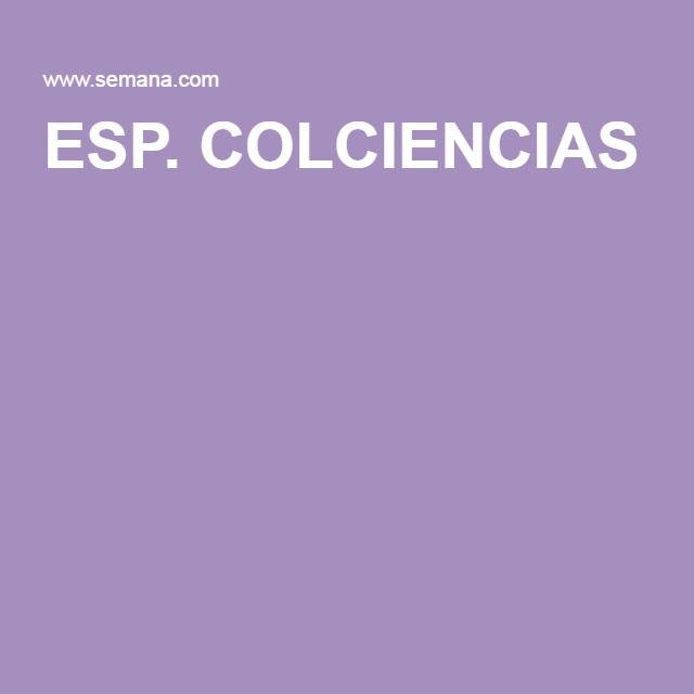 ESP. COLCIENCIAS