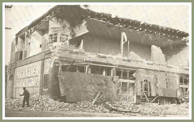 1933-Norwalk, CA Earthquake by ozfan22, via Flickr