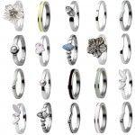 SKAGEN Damen Ringe verschiedene Modelle zur Auswahl silber NEU