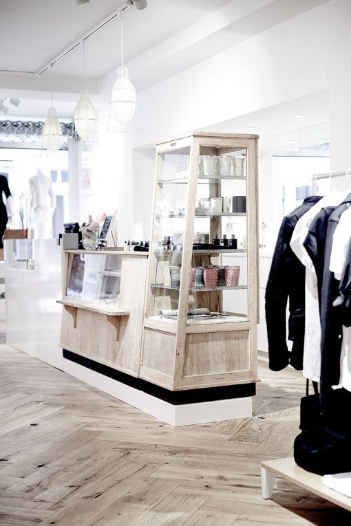 amsterdam: denham store opening